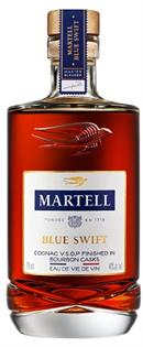 Martell Cognac VSOP Blue Swift Finished In Bourbon Casks...